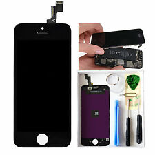 LCD Touch Screen Display & Digitizer Assembly Replacement for iPhone 5C Black UK