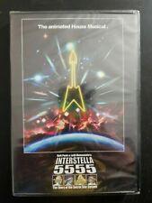 DVD DAFT PUNK & LEIJI MATSUMOTO'S - INTERSTELLA 5555 SEALED NEUF BLISTER ! EN/FR