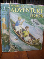 Warne's Adventure Book For Girls (1930s)