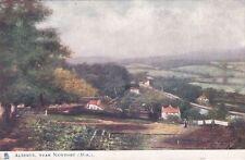 * WALES - Newport Monmouthshire, Alteryn - Oilette Tuck's