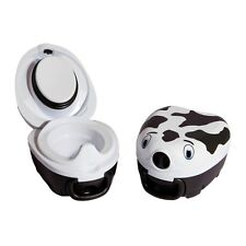 My Carry Potty Childrens Portable Travel Potty, Potty Training Must Have - COW
