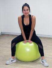 TOP - Gymnastikball 75 cm + Pumpe, Sitzball Fitnessball Yogaball Bürostuhl Y7