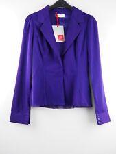 Damen Damenjacke Blazer Damenblazer NEU Soleil Größe 34  XS 38 M lila UVP 110€