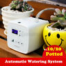 Automatic Drip Irrigation System Indoor Watering Garden Flowers Plant Timer Kit