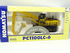 Joal BTP TP 1/50 -  Komatsu Pelle Mécanique Aimantée PC1100 LC6