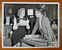 "Clark Gable Original Type 1 Press Wire Photo 7"" x 9"""