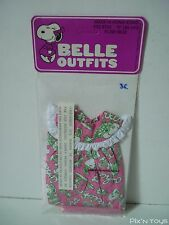 Vêtements Plush Belle / Snoopy Belle Outfits  No.9087 [ Neuf ]
