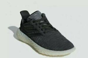 adidas Sobakov Sneakers Casual    - Black - Mens 12.5