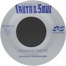"Modern Xover Soul Lee Fields - Standby Your Side - 7"" Single Listen!"