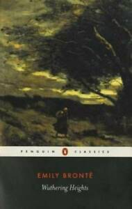 Wuthering Heights (Penguin Classics) - Paperback By Emily Brontë - VERY GOOD