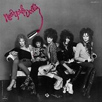 NEW YORK DOLLS - NEW YORK DOLLS (VINYL)   VINYL LP NEU