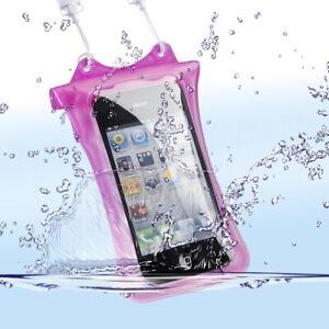 WP-i10 Unterwassertasche für MP3-Player Handy und iPhone 3G/4/4S & iPod pink
