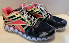 Mens Reebok Zig Tech Premier Smooth Fit Size 11 Running Athletic Shoes