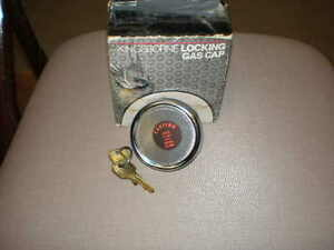 LOCKING GAS CAP, ALFA ROMEO,AUDI, HEALEY, BMW, JAGUAR, MERCEDES, MG, MORRIS, ECT