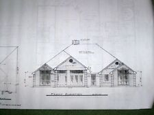 Custom Home Plan 2698 A/C Sq. Ft. 1 Story 3 / 2.5 / 2,  Study, Formal Dining