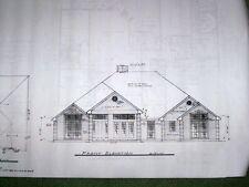 Custom Home Plan 2698 A/C Sq. Ft. 1 Story 3 / 2.5 / 2,  Study, Formal Dining