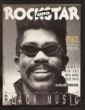 ROCKSTAR 85/1987 BLACK MUSIC SAM COOKE GAYE NINA SIMONE PRINCE FRANKLIN CAMEO