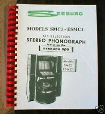 Seeburg Model Smc1 - Esmc1 Disco Jukebox Manual
