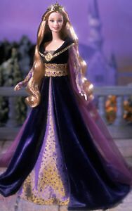 NRFB 2000 Princess of French Court Barbie  Collector Edition Dolls of the World