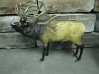 Hunter Dan Bull Elk Rocky Mountain  6X6  NO BOX