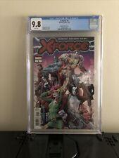 X-FORCE #1 CGC 9.8