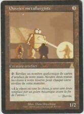 ►Magic-Style◄ MTG - Metalworker / Ouvrier métallurgiste - Played (inked)