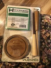 Woodhaven Wh055 Cherry Classic Crystal Turkey Call Custom As Is