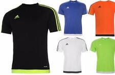 Camisetas y polos de deporte de hombre de manga corta adidas