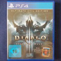 PS4 - Playstation ► Diablo III - Reaper Of Souls (Ultimate Evil Edition) ◄ TOP