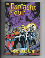 Fantastic Four Nobody Gest Out Alive #1 1994 VF/NM TPB 1St. Print Marvel Comics