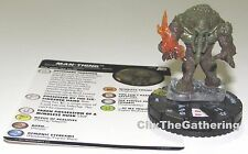 MAN-THING #055 #55 Avengers/Defenders War Marvel HeroClix Super Rare