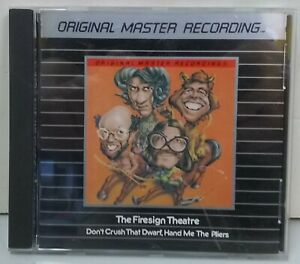 The Firesign Theatre - Don't Crush That Dwarf, Hand Me The Pliers - MFCD 880