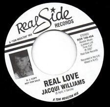 "Love R&B/Soul Promo Northern Soul 7"" Singles"
