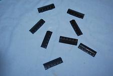 U Lego 2 x 6 x 2/3 Black Slope 45 Degree Train 2875 4559 4558 10001 10002 4547