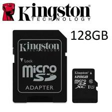 KINGSTON SD Card Class 10 with Adapter Micro Memory High Speed SD Micro SDHC New