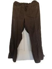 koi scrub pants Brown Xl drawstring