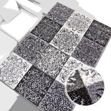 Tappeti grigi rettangoli per bambini polipropilene