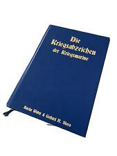 Die Kriegsabzeichen der Kriegsmarine