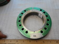 DoALL 3 1/2 - 16 UN-2A GO THREAD RING GAGE P.D. IS 3.4577 USED IN EX COND