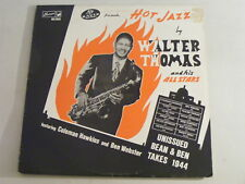 WALTER THOMAS & HIS ALL STARS Featuring Coleman Hawkins/Ben Webster Harlequin LP