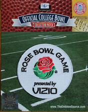 2013 Rose Bowl NCAA Football Patch WISCONSIN BADGERS - STANFORD CARDINALS