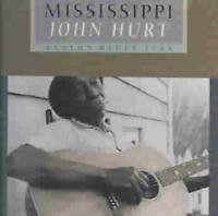 MISSISSIPPI JOHN HURT - AVALON BLUES NEW CD