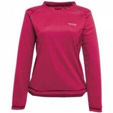Abbigliamento sportivo da donna rosa caldo
