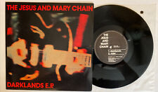 "The Jesus And Mary Chain - Darklands E.P. - 1987 US 1st Press 10"" (NM)"