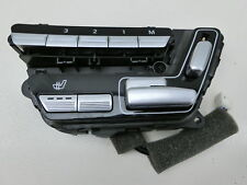 MERCEDES W221 S500 05-09 Seat Adjustment Switch Right a2218705710 3359.2301