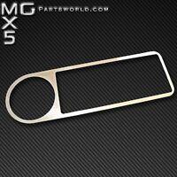 MAZDA MK1 EUNOS MX5 STAINLESS STEEL HEATER TRIM SURROUND
