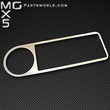 MAZDA MK1 EUNOS MX5 STAINLESS STEEL HEATER TRIM SURROUND