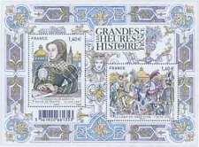 France Neuf** Bloc feuillet F5067 Les grandes heures de l'histoire 2016