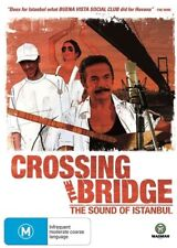 Crossing The Bridge - The Sound of Istanbul (DVD, 2007) New Region Free