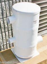 "1040400 Centek Vernalift  4.0"" Marine Gas Water Separator Exhaust Muffler Yacht"